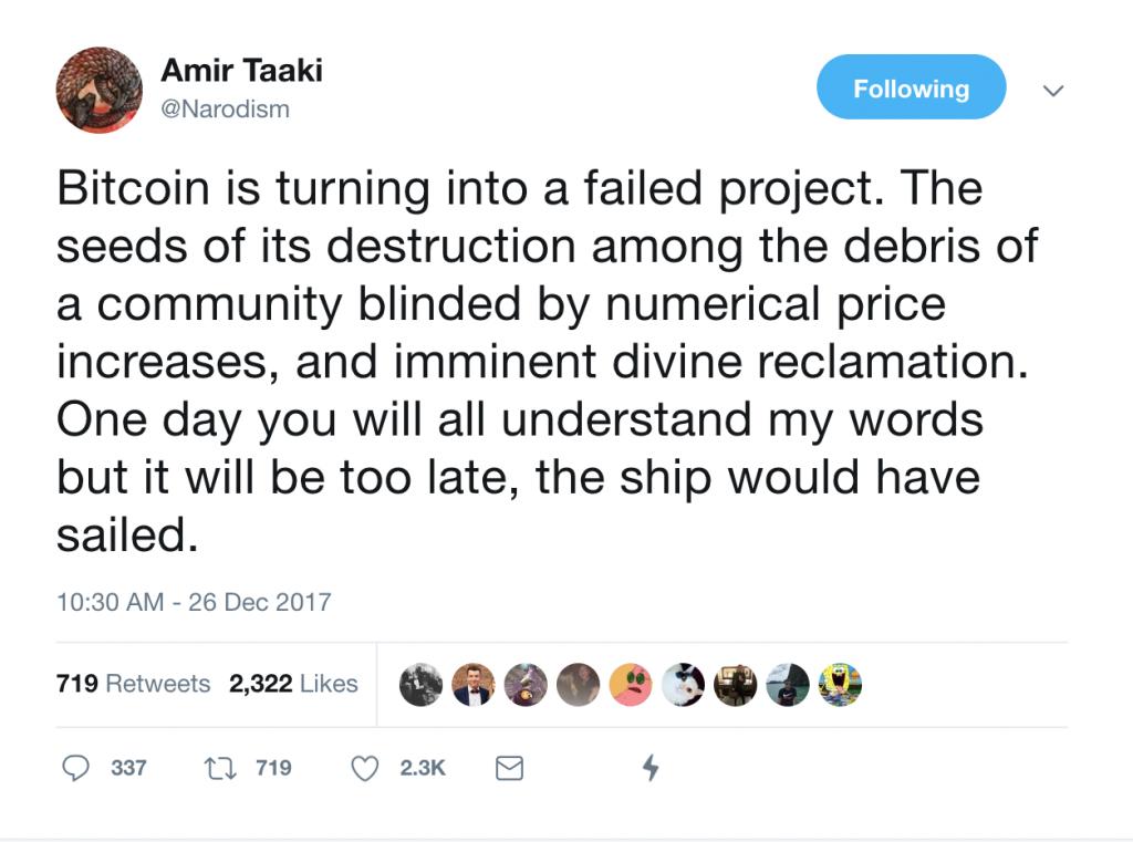Amir Taaki Archives - American Crypto Association