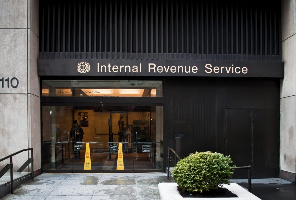 IRS Letters Archives - American Crypto Association